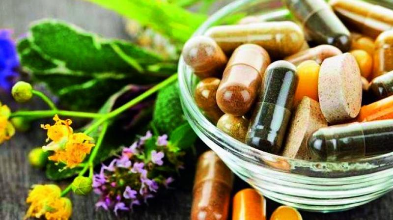Herbal Nutrition Supplement Anti-Aging Benefits