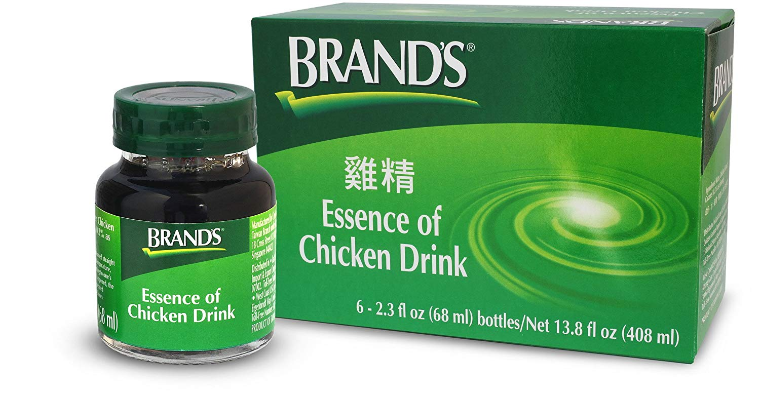 All about top brands chicken essence